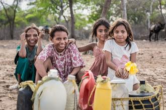 Photo: El futuro de la Guajira - comunidad de Jawapiakat - Maicao