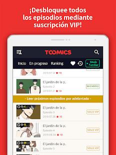Toomics - Read Comics, Webtoons, Manga for Free - Apps en Google Play