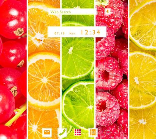 壁纸·图标 水果派对