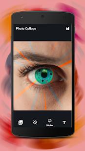 Sharingan Eye Effect - náhled