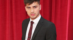 Hollyoaks' Owen Warner 'scared' Romeo may be jailed