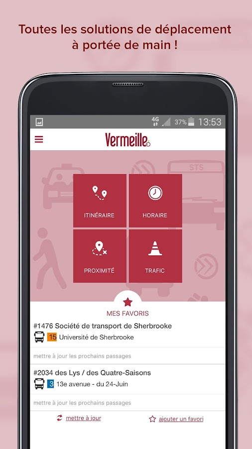 Vermeille- screenshot