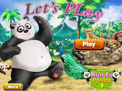 2016楽しいパンダ3を実行します。