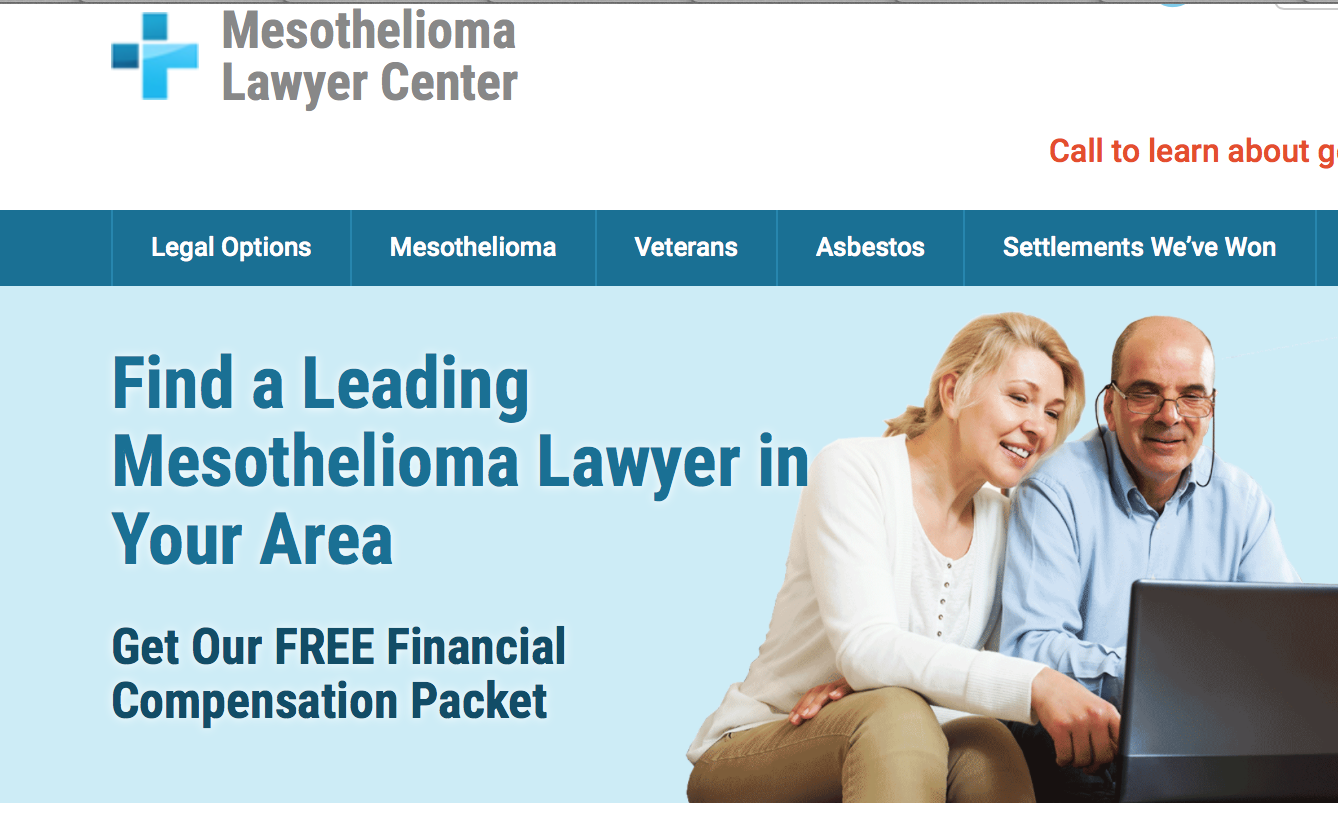 effective headline Mesothelioma Lawyer Center