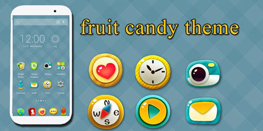Fruit Candy Theme