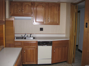 Photo: Kitchenette in apartment