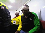 ANC delegates were injured when violence broke out at the provincial conference in East London on 1 October 2017.