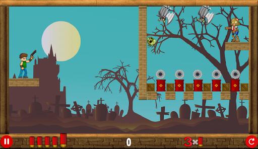 Shoot hungry zombies  screenshots 6