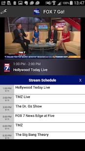 FOX 7 Go!- screenshot thumbnail