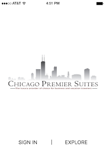 Chicago Premier Suites- screenshot thumbnail
