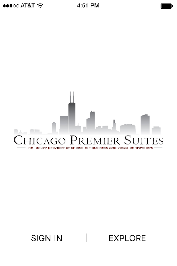 Chicago Premier Suites- screenshot