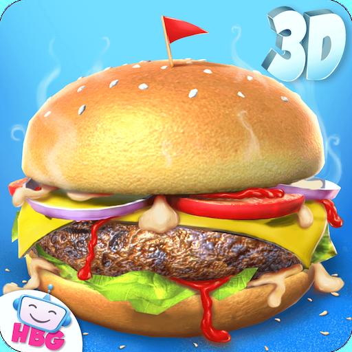 Burger Maker 3D