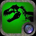 Jurassic Picture Builder Dinosaur Photomontage icon