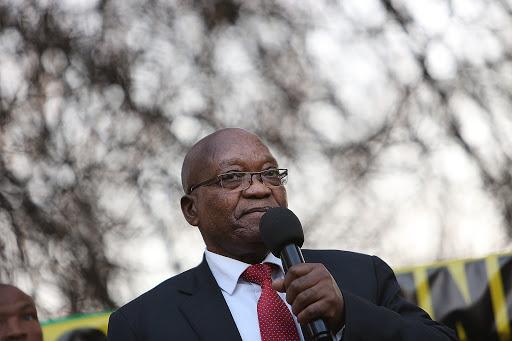 Jacob Zuma threatens rivals, dodges graft allegations
