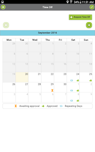 Ctuit Schedules- screenshot thumbnail