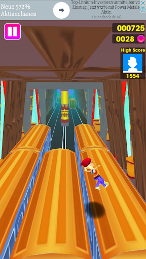 Subway Runner Highway 1.4 screenshots 4