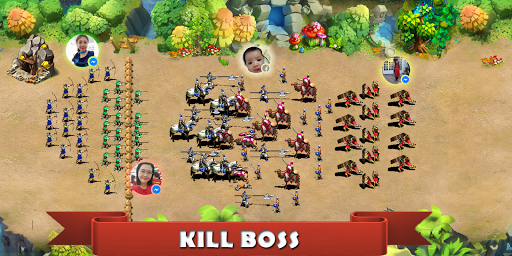 Empire Defense: Free Strategy Defender Games 1.0 APK MOD screenshots 2