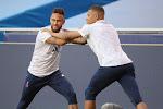 Zidane charmé par le duo Neymar-Mbappé