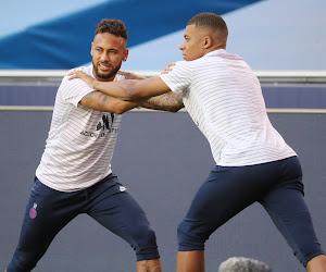 "Neymar fan de Kylian Mbappé : ""C'est notre golden boy"""