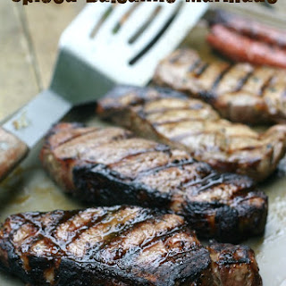 Balsamic Marinade for Steak