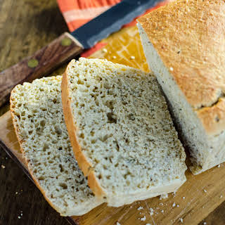 Gluten-Free Herb Batter Bread.