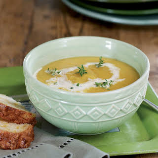 Root Vegetable And Squash Soup With Cheese Soda Bread Recipes.