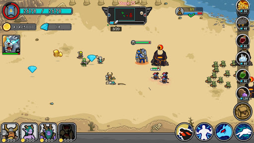 Realm Battle: Heroes Wars 1.34 screenshots 6