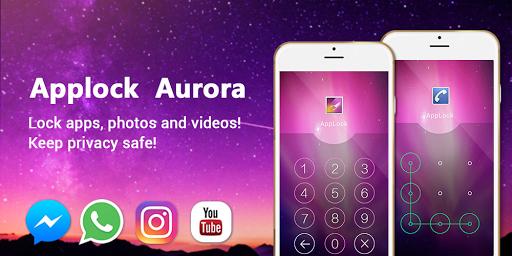 免費下載個人化APP|App Lock Aurora app開箱文|APP開箱王