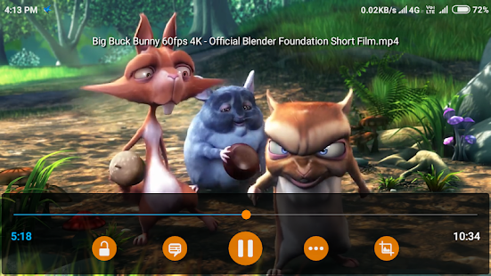 Zx Player Pro Screenshot