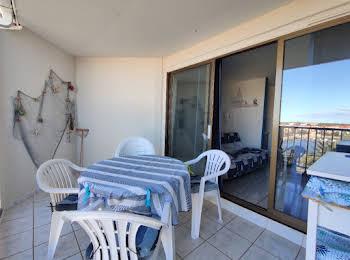 Appartement 2 pièces 20,86 m2