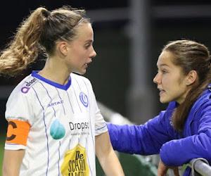 """KAA Gent Ladies haalden extra ervaring binnen om kapitein te ontlasten: """"Ze stond onder enorme druk"""""""