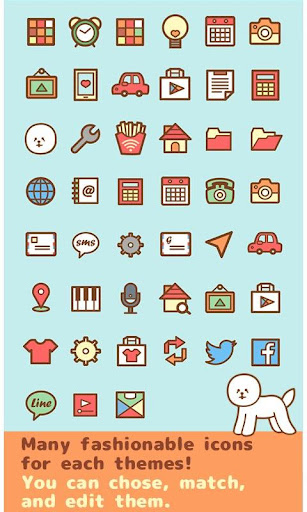 Funny Theme-Hamburger Bichon- 1.0.0 Windows u7528 4