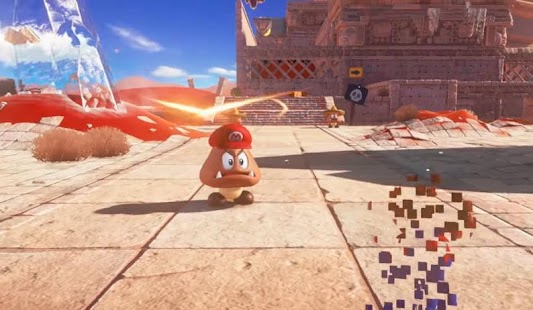 Cheat for Super Mario Odyssey - náhled