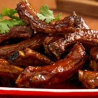 Chinese Spareribs.