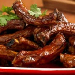 Chinese Garlic Spareribs Recipes.