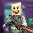 PIXEL GRAND UNKNOWN BATTLE GROUND ROYALE SURVIVOR icon