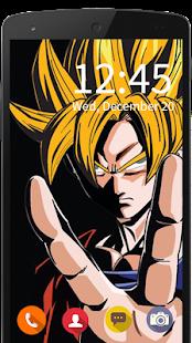 Dragon Ball Super Saiyan Wallpapers HD - náhled