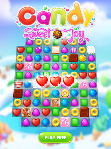 Candy Sweet Joy 1.0.2 screenshots 10