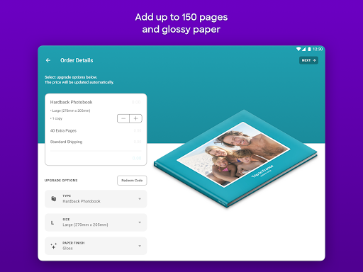 Popsa - Photobooks in 5 minutes  screenshots 13