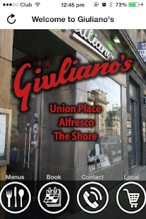 Giulianos- screenshot thumbnail