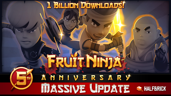 Fruit Ninja- screenshot thumbnail