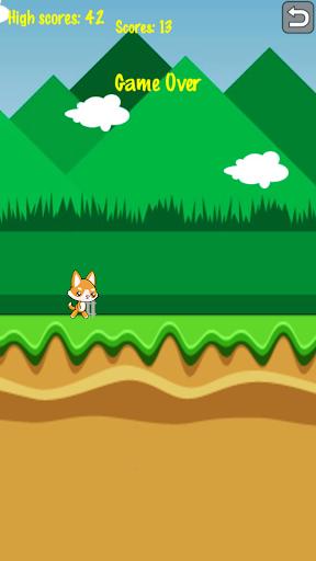 Little Cat Run and Jump 1.6 de.gamequotes.net 4