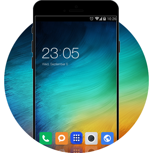 Theme for Redmi 3s+ HD
