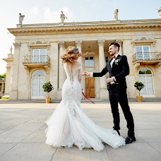 Wedding photographer Alisa Pugacheva (Pugacheva). Photo of 02.08.2017