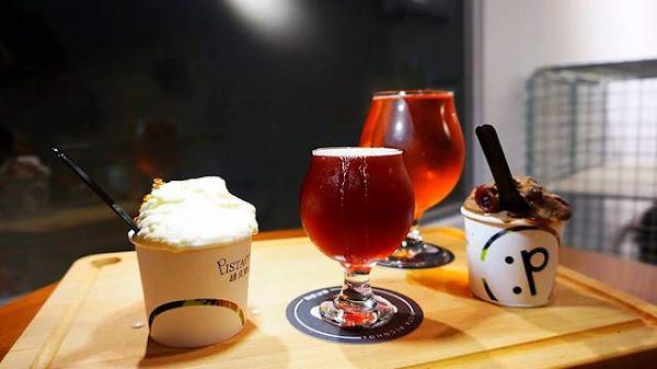 畢氏酒精PISTA ALCOHOL -大人限定的酒精 x Gelato冰淇淋酒吧 / 酒精冰淇淋 / 台南冰淇淋推薦