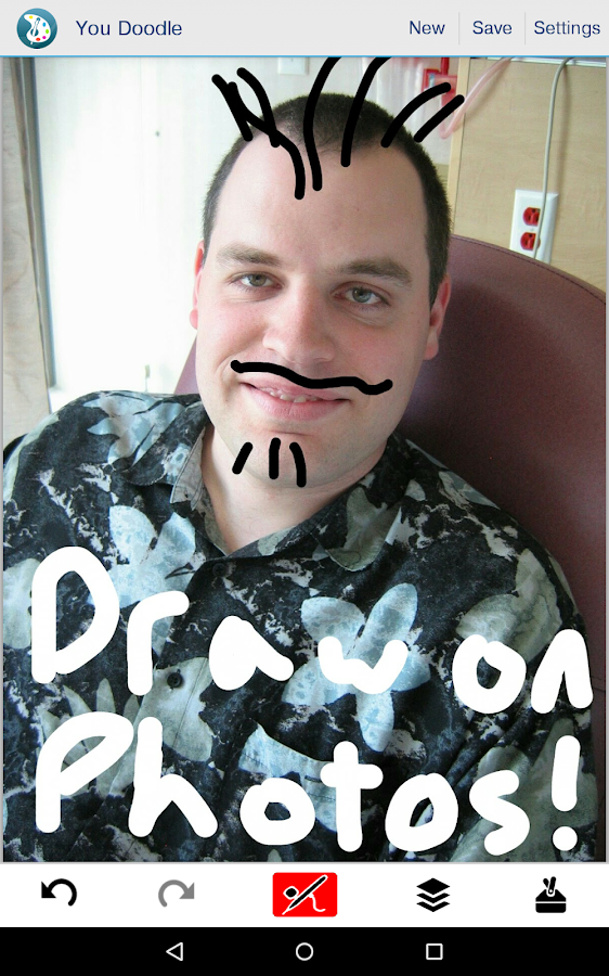 You Doodle - Draw on Photos- screenshot