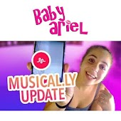 Baby Ariel musical.ly Fan App