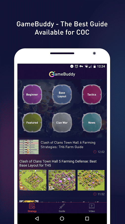 Guide for COC - GameBuddy
