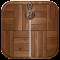 Wood Zipper Screen Lock 1.0 Apk