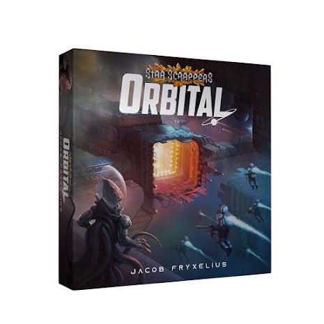 Star Scrappers: Orbital (EN)